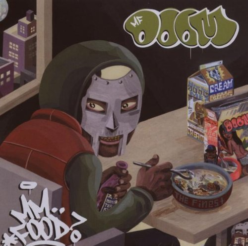 Review: MM..FOOD by MF Doom Scores 80% on MusicCritic.com