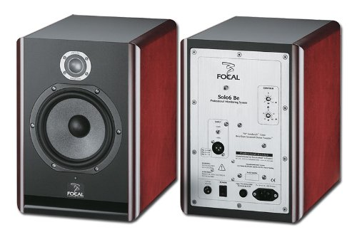 Focal-Be-Powered-Studio-Monitor