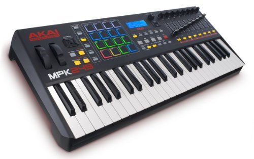 Akai Professional MPK249 49-Key Keyboard & Drum Pad