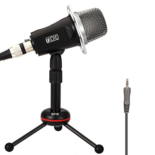 Professional-Condenser-Recording-Microphone-Computer