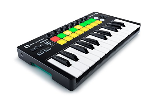 Novation Launchkey Mini 25-Note USB Keyboard Controller