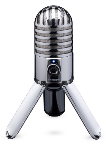 Samson-Meteor-Studio-Microphone-Chrome
