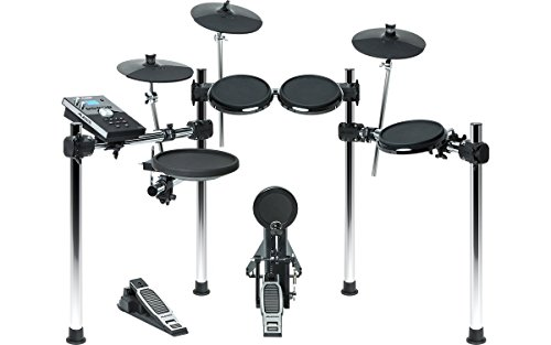 Alesis Forge Kit | Eight-Piece Electronic Drum Set with Forge Drum Module