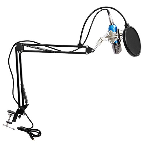 Podcasting-Recording-Microphone-Adjustable-Suspension-Boom