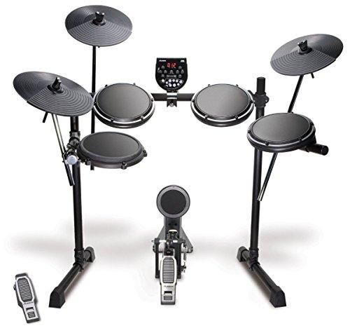 Alesis DM6 USB Kit | Eight-Piece Compact Beginner Electronic Drum Set