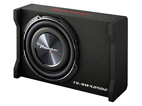 Pioneer-TSSWX2502-Shallow-Mount-Pre-Loaded-Enclosure