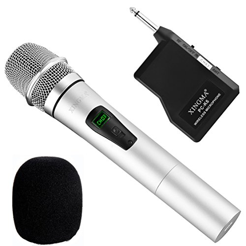 Xingma Interface Rechargeable Handheld Karaoke Mic