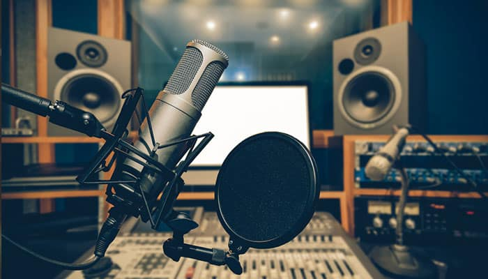 9 best usb microphones for desktop home recording in 2019. Black Bedroom Furniture Sets. Home Design Ideas