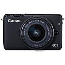 Canon EOS M10 Mirrorless Camera Kit