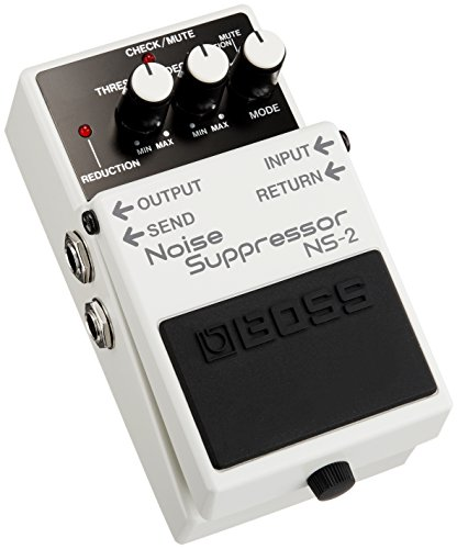 Boss-NS-2 One of the Best Noise Pedals
