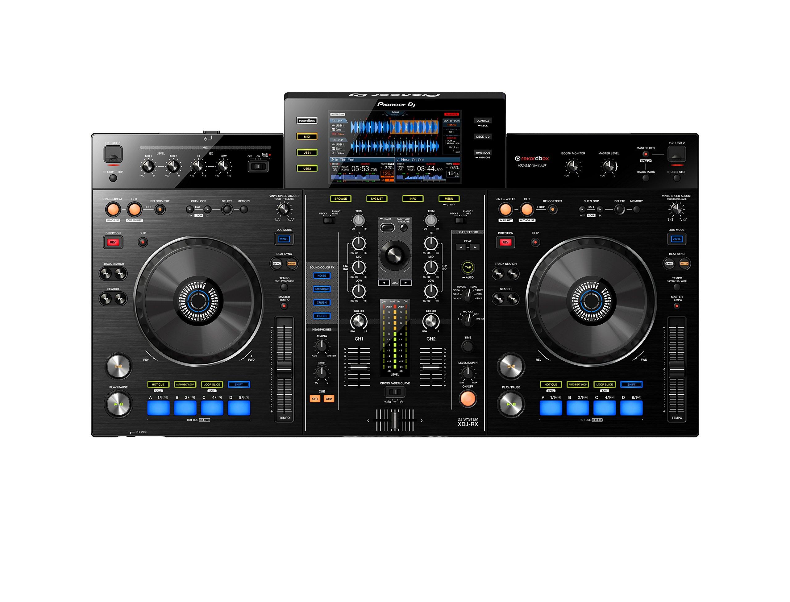 Pioneer-Pro-DJ-XDJ-RX-System