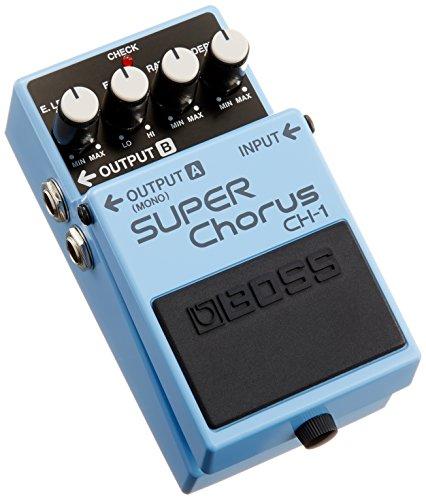 Boss CH-1 Stereo Pedal Super Chorus