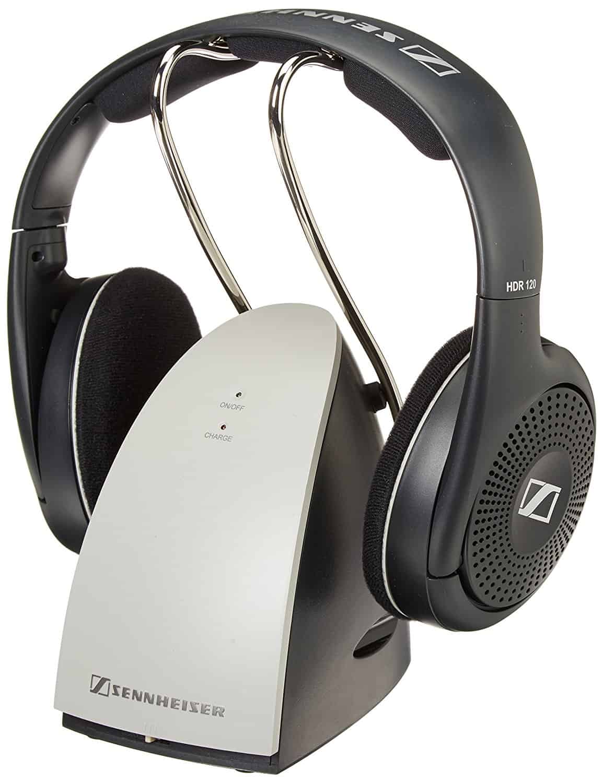 Sennheiser_RS120_On-Ear_Wireless_RF_ with_Charging_Dock
