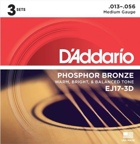 DAddario EJ17 3D Phosphor