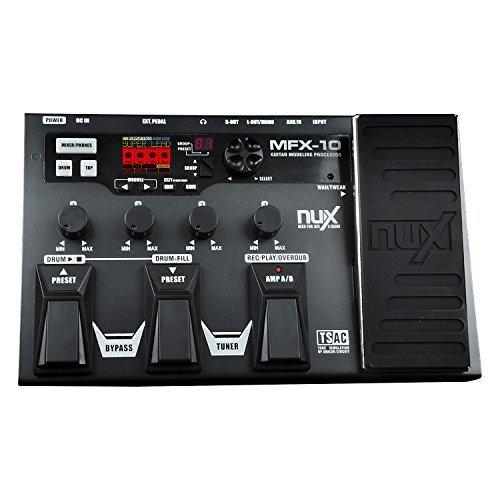 NUX MFX-10 Modeling