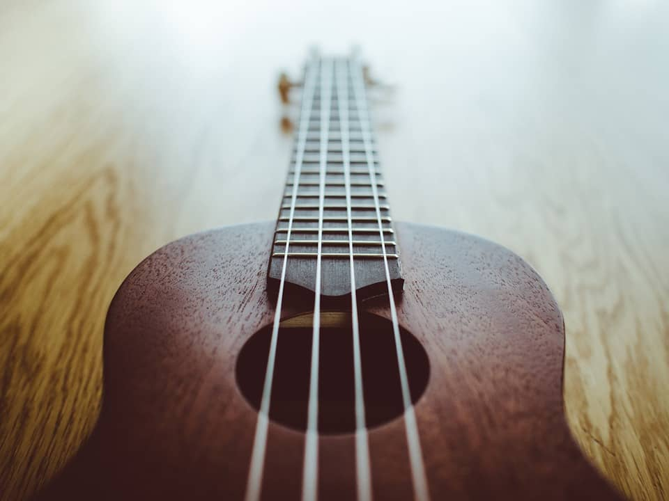 Common Tunings on a Ukulele