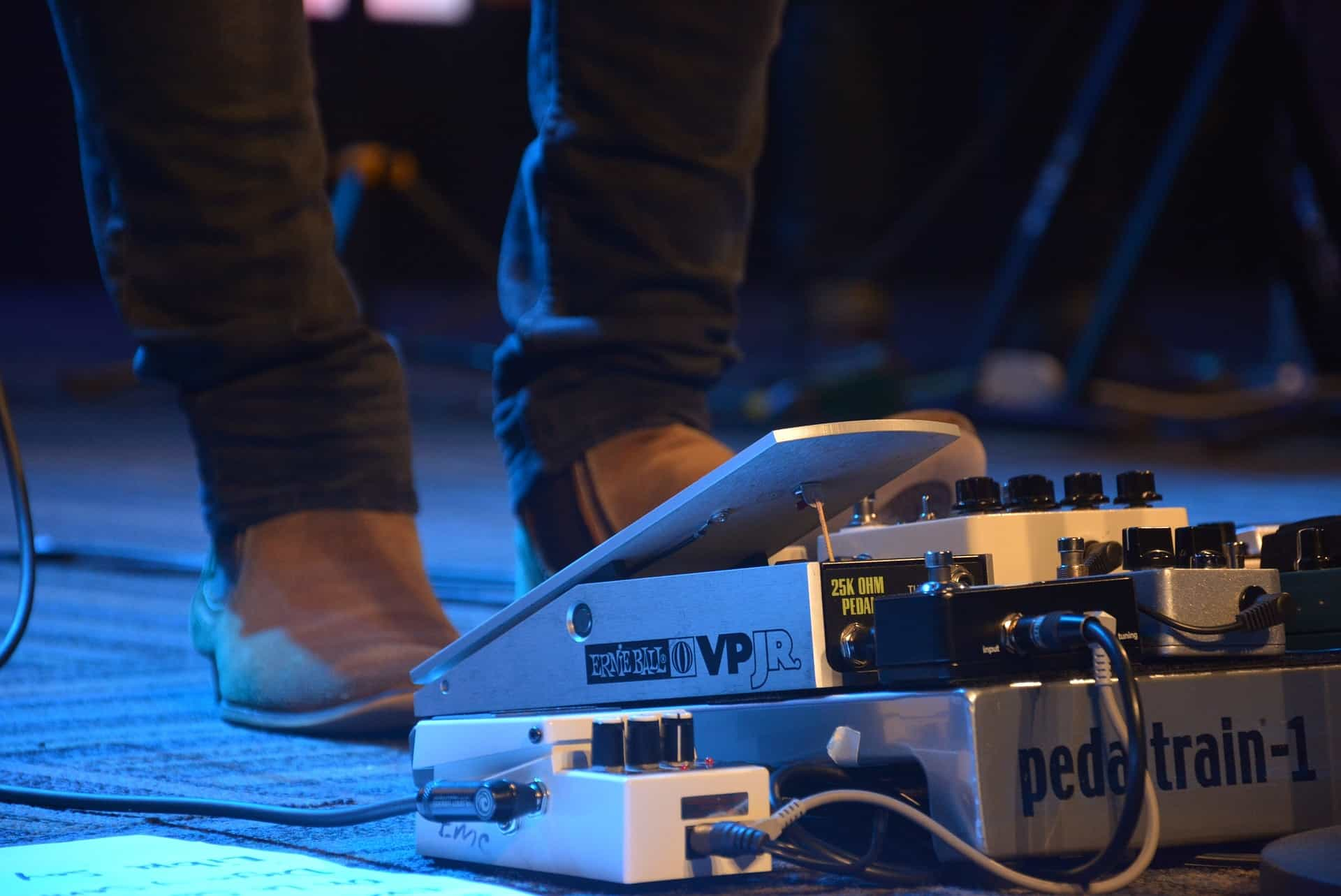 What is a Wah Pedal