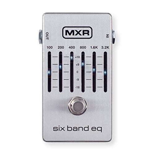 MXR M109S Six Band