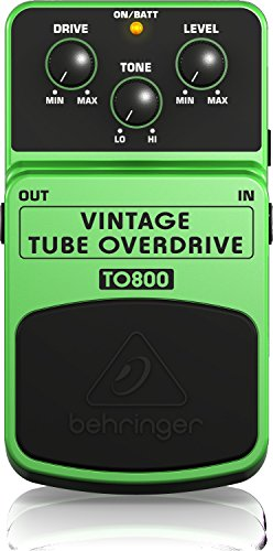 Behringer Vintage Tube TO800