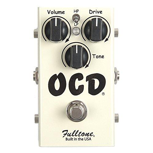 Fulltone OCD Obsessive Compulsive Drive