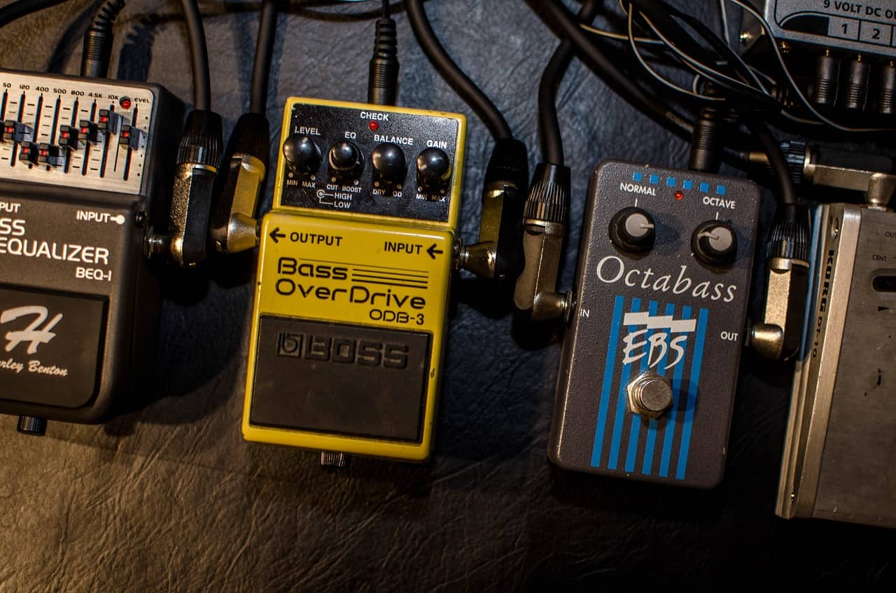 Best High Gain Distortion Pedal