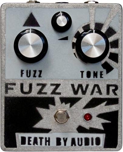 Death by Audio Fuzz War V2
