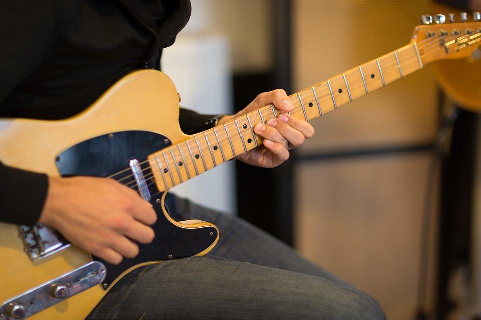 Top Electric Guitar Brands