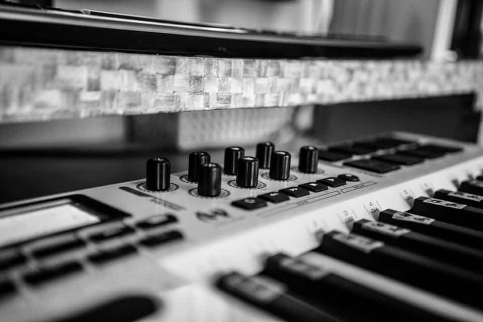 Digital Piano Keys
