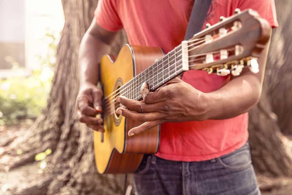 guitar strings