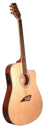 Kona K2TBL Acoustic Electric Dreadnought Body