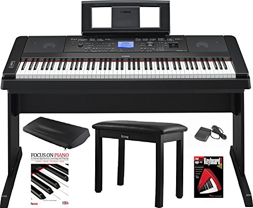 10 Best Digital Pianos Under $1000 in 2019 [Buying Guide