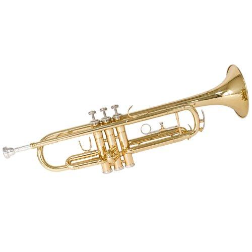 Mendini Cecilio MTT-L Trumpet