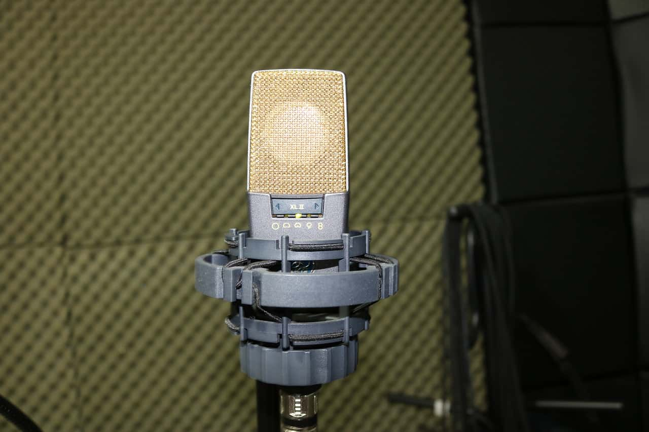 Acoustic sound proof foam