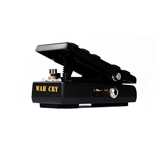 Donner Wah Cry Volume Effect Pedal