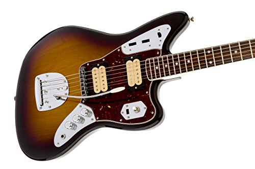 Fender Kurt Cobain Sunburst Solid Body