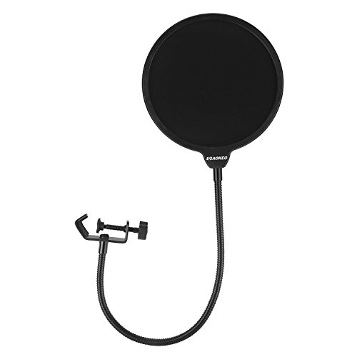 Aokeo Professional Microphone Pop Filter