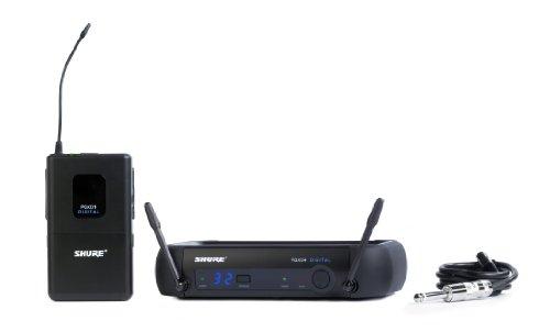 Shure PGXD14 digital wireless system