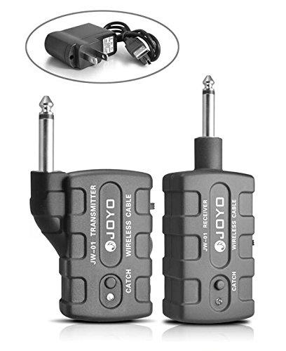 JOYO JW-01 rechargeable wireless transmitter receiver