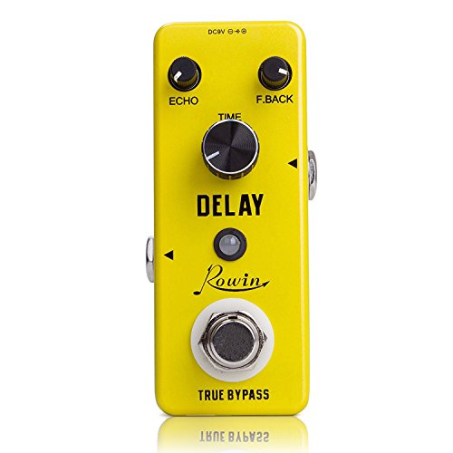 10 Best Analog Delay Pedals of 2019 (Review) - Music Critic