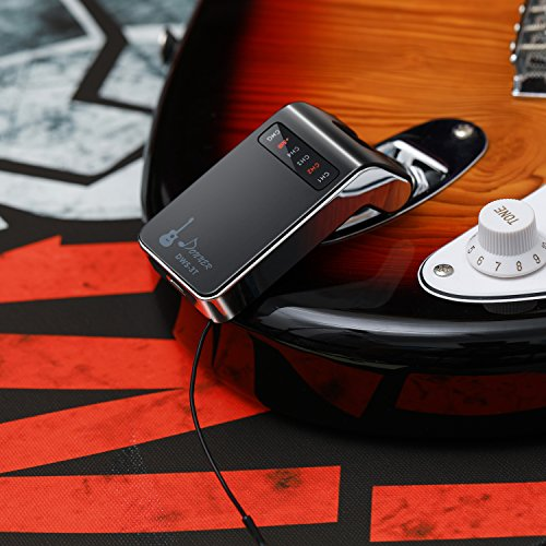 10 Best Wireless Guitar Systems in 2019 [Buying Guide] - Music Critic