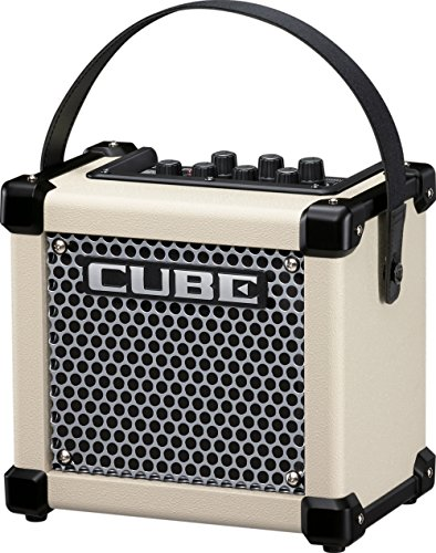 Roland Micro Cube GX battery powered amp