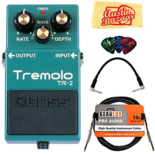 Boss audio TR-2 tremolo pedal