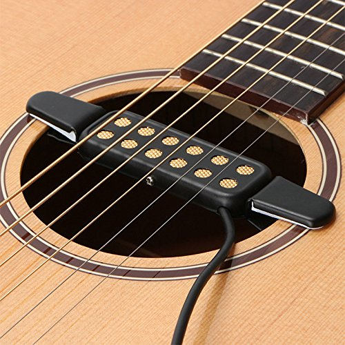 10 Best Acoustic Guitar Pickups of 2019 - Review & Buying Guide