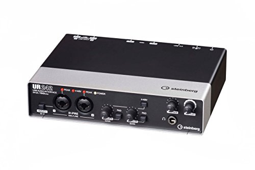 Steinberg UR242 budget audio interface