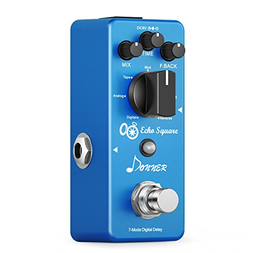 Donner Multi digital guitar effect pedal