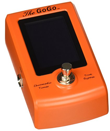 GOGO Tuners The GOGO tuner pedal