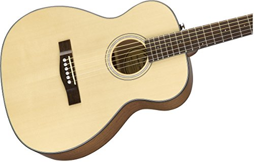 Fender CT-60S travel body acoustic guitar