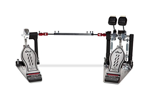 DW 9000 double bass pedal