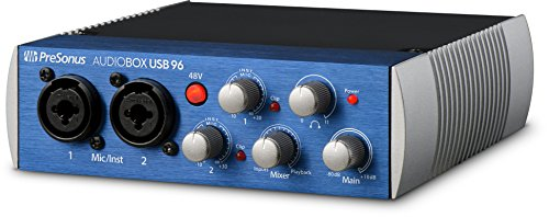 PreSonus AudioBox cheap audio interface