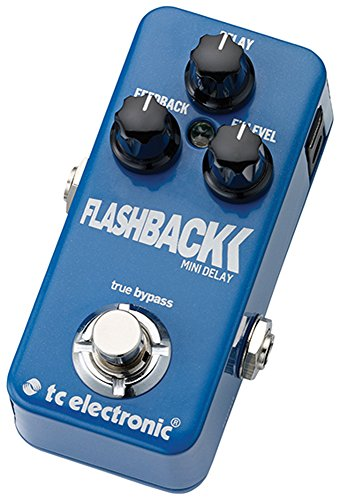 flashback digital delay pedal